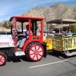Fun Train Rides Frandy Park Campground