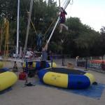 trampaline Jumpers Frandy Park Campground