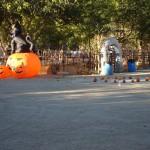 Halloween Frandy Park Campground