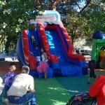 Air slides Frandy Park Campground