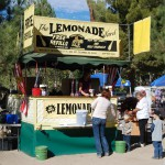 Lemonade Stand Frandy Park Campground