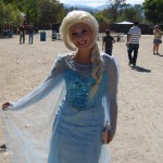 Disneys Frozen Characters at Frandy Park Campground
